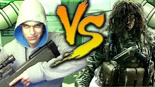 ALPHA VS SNIPERS! - Mw3 Live 2.0 - AlphaSniper97