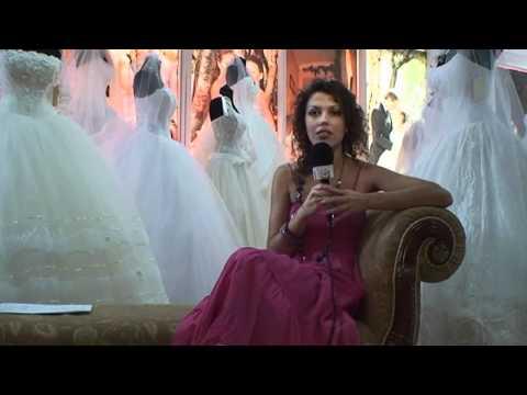 Телевесілля - Вибір весільної сукні