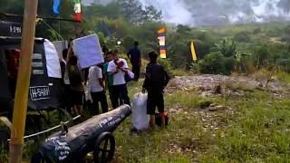 getlinkyoutube.com-Perang Petasan Antar kampung versi 4