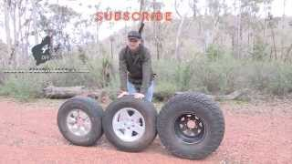 getlinkyoutube.com-Choosing bigger tyres for your 4x4 benefits & issues off-road, 4 Wheeling Quick tip