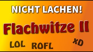 getlinkyoutube.com-Nicht lachen! - Flachwitze Challenge II