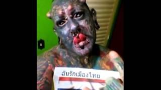 "getlinkyoutube.com-ผมก็ ""รัก"" เมืองไทย  ฝรั่งลิ้น 2 แฉกที่เป็นข่าว"