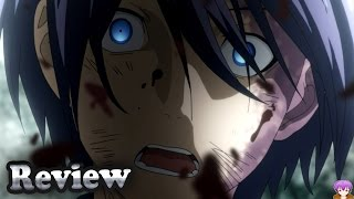 getlinkyoutube.com-Noragami Aragoto Episode 13 Anime Finale Review - The Epic Night Parade ノラガミ