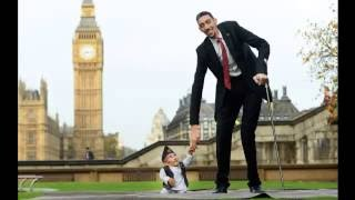 getlinkyoutube.com-6 Homens mais altos do mundo