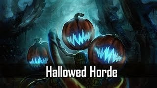 getlinkyoutube.com-Dota 2: Store - Nature Prophet - Hallowed Horde