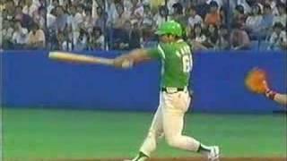'83オールスターゲーム 門田博光2HR