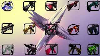 getlinkyoutube.com-PACK M4 #3 para GTA SAN ANDREAS/SAMP