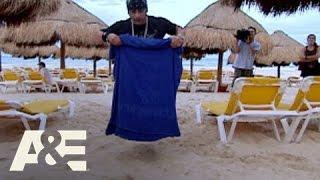 getlinkyoutube.com-Criss Angel Mindfreak: Beach Trick 2 | A&E