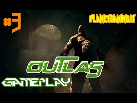 OUTLAST #3 - Pinis Dappertutto!! (By Kenscy)