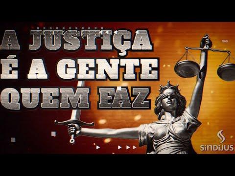 A Justiça é a gente quem faz!