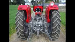 getlinkyoutube.com-Massey Ferguson 188 Restoration