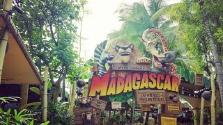getlinkyoutube.com-Madagascar : A Crate Adventure at Universal Studios Singapore - Full HD