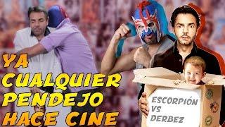 getlinkyoutube.com-Eugenio Derbez vs El Escorpión Dorado