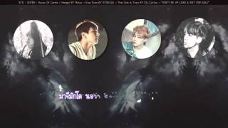 getlinkyoutube.com-[Karaoke Thaisub] BTS(방탄소년단) - OUTRO : House Of Cards
