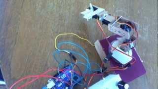 getlinkyoutube.com-Simple Arduino Robotic Arm