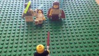 getlinkyoutube.com-Lego Jedi vs Sith