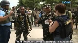 getlinkyoutube.com-24Oras: Kuta ng BIFF, pinaulanan na ng bomba ng militar