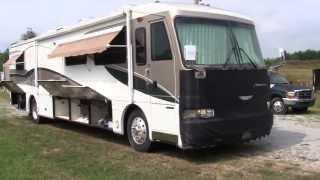 getlinkyoutube.com-1999 Fleetwood American Dream luxury class A diesel pusher motorhome