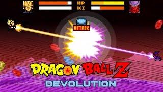 getlinkyoutube.com-Dragon Ball Z Devolution: Bio-Broly, Fusion Reborn, and Wrath of the Dragon!