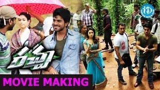 getlinkyoutube.com-Racha Movie Making - Ram Charan Real Stunt