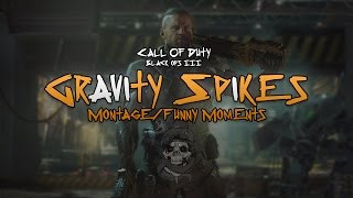 getlinkyoutube.com-Call Of Duty Black Ops 3: Gravity Spikes Montage & Funny Moments!!
