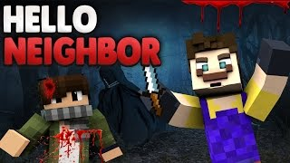 getlinkyoutube.com-KINDER TÖTEN ?! 😰 | Minecraft Hello Neighbor