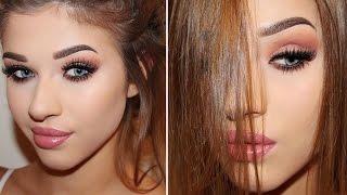 getlinkyoutube.com-Shaaanxo BH Cosmetics Palette Makeup Tutorial