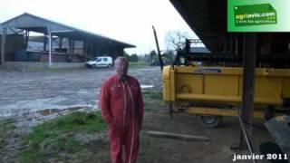 getlinkyoutube.com-Didier Ledoux donne son avis sur la New Holland CR9090