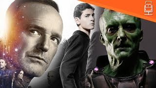 Agents of SHIELD, Gotham, Krypton & More Canceled or Renewed
