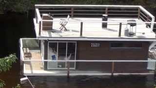 getlinkyoutube.com-Saunalautta uppoamaisillaan! - Bath ferry from Finland -ferry leak