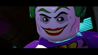 getlinkyoutube.com-LEGO Batman 3: Beyond Gotham All Cutscenes