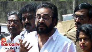 Ponvannan Speech About Actress Bhavana Sexual Harassment at Press Meet