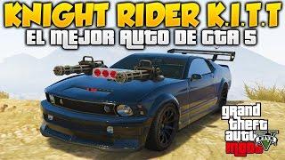 getlinkyoutube.com-GTA V KNIGHT RIDER K.I.T.T EL MEJOR AUTO DE GTA 5 EL AUTO INCREIBLE! GTA 5 PC MOD