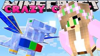 getlinkyoutube.com-Minecraft: CRAZY CRAFT 3.0 - THE PRINCESS DRAGON!