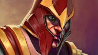 getlinkyoutube.com-Dota 2 Hero Spotlight - Nortrom the Silencer