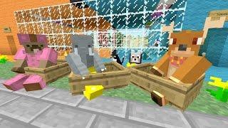 getlinkyoutube.com-Minecraft Xbox - Swapsies [459]