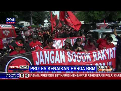 Massa PDIP Akan Long March ke Istana Negara