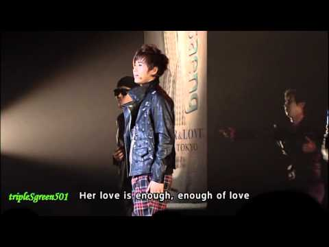 [HD] SS501 Heo Young Saeng - Love Like This [English Version] - Summer &amp; Love Fan Meeting.wmv
