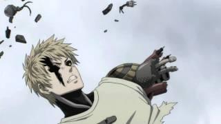 getlinkyoutube.com-ワンパンマン - One Punch Man / 英雄 - 不屈の正義 【MAD】
