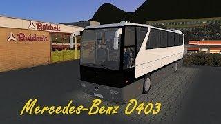 getlinkyoutube.com-OMSI 2 - Mercedes-Benz O403 Dobel