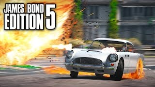 getlinkyoutube.com-Grand Theft Auto 5 - James Bond Edition 5 - GTA 5 Short Film