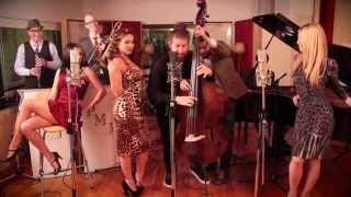 getlinkyoutube.com-All About That Bass - Postmodern Jukebox European Tour Version