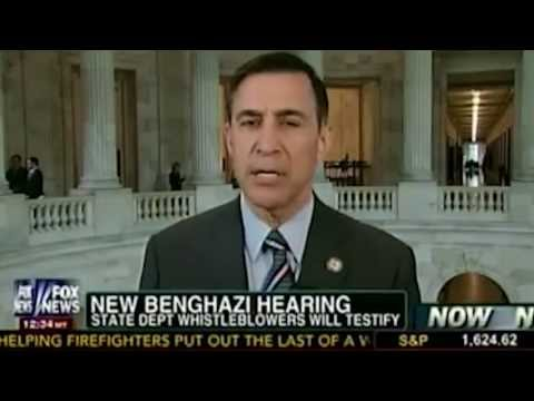 ISSA: American people deserve answers on Benghazi terrorist attack
