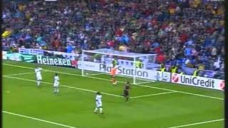 getlinkyoutube.com-Gol Pato 2-3 Real Madrid-Milan