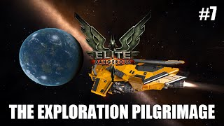 getlinkyoutube.com-Elite: Dangerous - The Exploration Pilgrimage #7 | The Journey Home