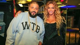 SHINING - DJ KHALED FT BEYONCE & JAY Z karaoke version ( no vocal ) lyric instrumental