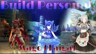 getlinkyoutube.com-Personal Build Mage lv 80 (taiga) //toram Online
