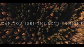 getlinkyoutube.com-Passenger   Can You Feel The Love Tonight (Elton John cover)