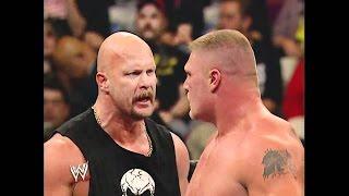 getlinkyoutube.com-Goldberg vs Brock Lesnar - Wrestlemania 20 | World Wrestling Entertainment YT