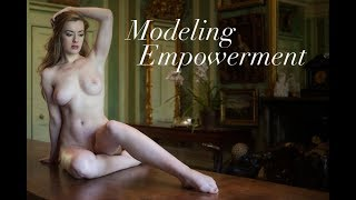 getlinkyoutube.com-Rosa Brighid bullied nude model speaks out. How being a model changed her life.